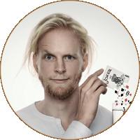 Jan Logemann Weltmeister Kartenmagie